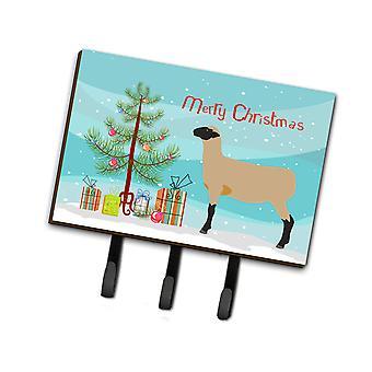 هامبشاير أسفل المقود عيد الميلاد في الأغنام أو حائز المفتاح