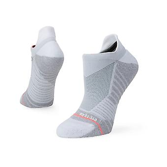 Stance Isotonic Tab No Show Socks in White
