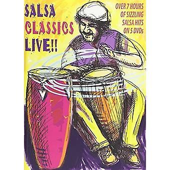 Salsa Classics Live!! [DVD] USA import