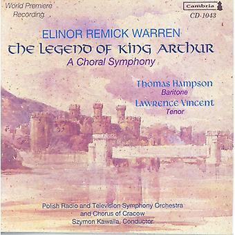 E.R. Warren - Warren: The Legend of King Arthur [CD] USA import