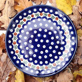 Plato de postre / pastel placa, ø 20 cm, tradición 6 - polacco ceramica - 0120 de BSN