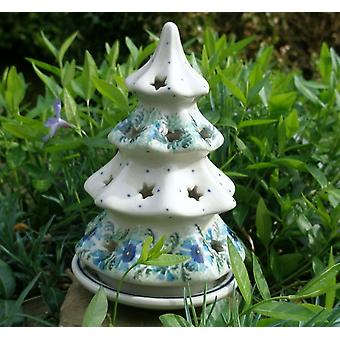 Windlicht Tannenbaum, 15 cm ↑, Tradition 7, BSN U-102