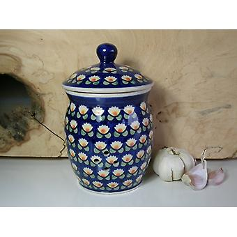 Garlic pot, 1 liter, ↑18 cm, Ø 12 cm, tradition 83, BSN 40102