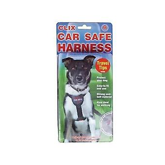Company Of Animals - Clix Car Safe Dog Harness- Extra Small x 2 pack