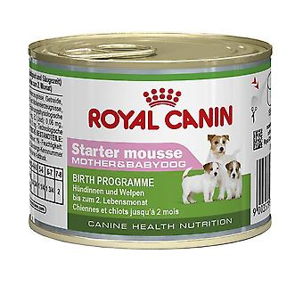 Royal Canin Wet Starter Mousse for dog puppies 12 x