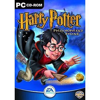 Harry Potter och filosoferna stenen [PC CD]-ny