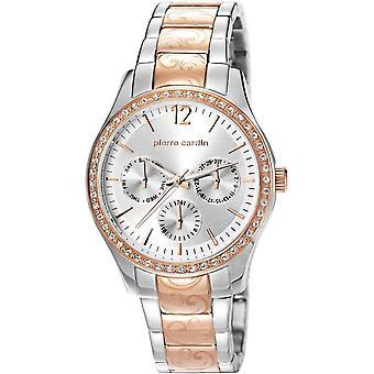 Pierre Cardin ladies watch wristwatch stainless steel PC106952F06