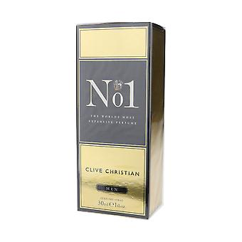 Clive Christian ' No.1 voor mannen parfum Spray 1oz / 30ml nieuw In doos