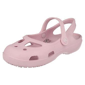 Jenter Crocs Mary Jane stil sandaler Shayna jenter