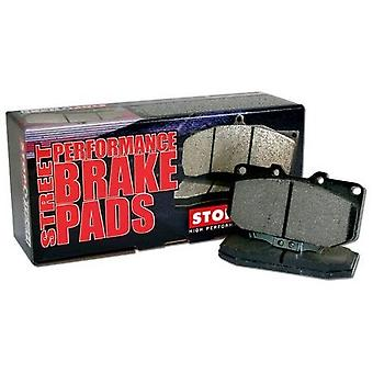 StopTech 309.09910 Sport Brake Pad with Shims, 4 Pack