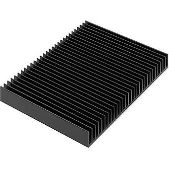 Pada Engineering 8232/150/N Pin heat sink 0.95 K/W (L x W x H) 150 x 200 x 25 mm