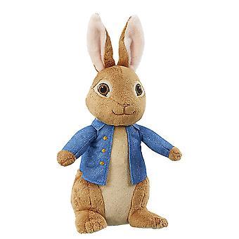 Peter Rabbit 31cm Talking Plush Toy