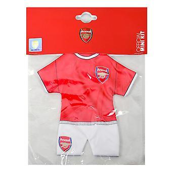 Arsenal FC Mini Kit Car Hanger