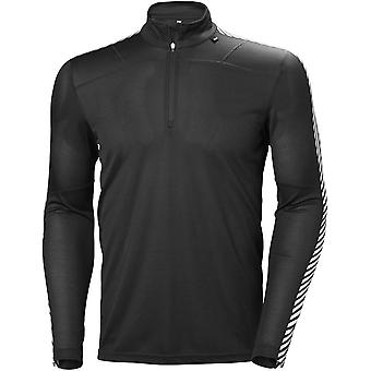 Helly Hansen HH Lifa 1/2 ZIP - nero