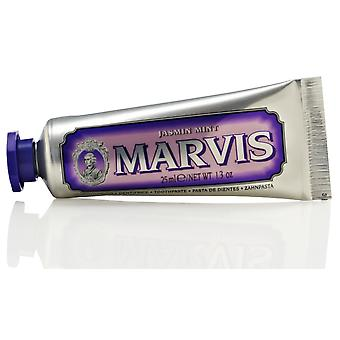 Marvis Jasmin dentifrice à la menthe - 25ml