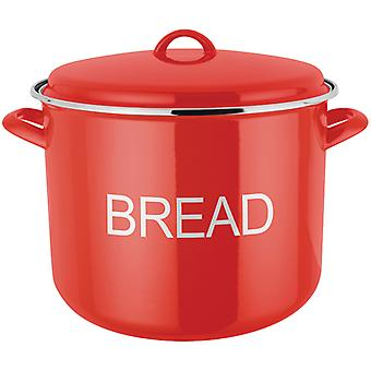 Judge Induction, Red 30cm Bread Crock