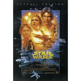 Star Wars Poster  Special Edition 1997