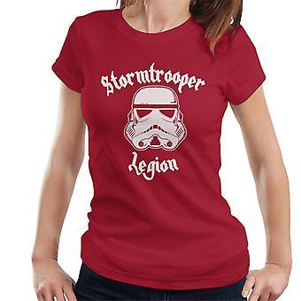 Original Stormtrooper Legion Heavy Metal Women's T-Shirt