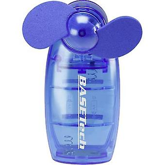 Basetech TM-2108A Hand-held fan blauw