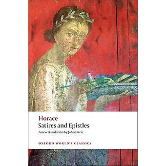 Satires and Epistles by Horace - John Davie - 9780199563289 Book