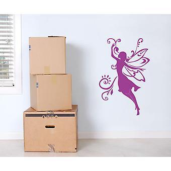 Classic Fairy Girls Bedroom Wall Sticker