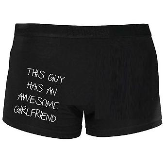 This Guy Has An Awesome Girlfriend Boxers