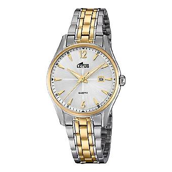 Lotus watches ladies watch classical steel band classic 18378-1