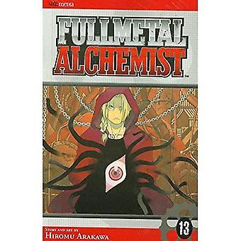 Fullmetal Alchemist: Bind 13