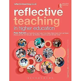 Reflekterende undervisning i høyere utdanning