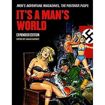 C'est un monde: aventure Magazines masculins, les pâtes d'après-guerre
