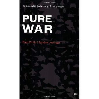 Guerre pure, nouvelle édition (Agents de l'étranger)