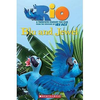 Rio: Blu and Jewel (Popcorn Readers)