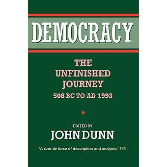 Democracy de John Dunn