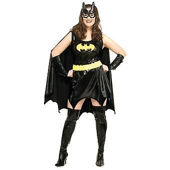 Batgirl kostuum volwassen Plus Size