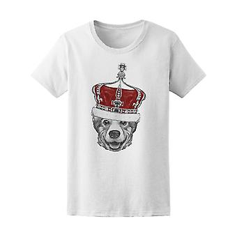 Corgi With Crown Tee Men's -Image by Shutterstock