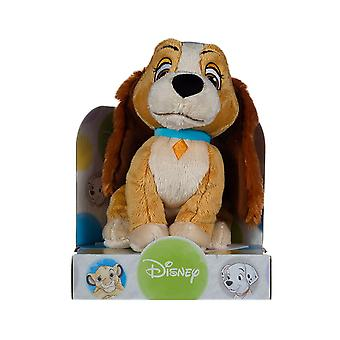 Disney Classics Range Lady Plush Toy
