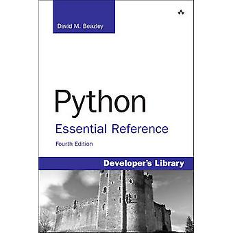 Python Essential Reference (4th Revised edition) by David M. Beazley
