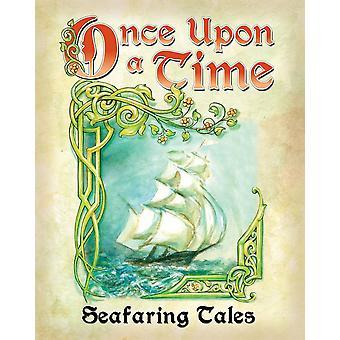 Il était une fois le jeu de cartes de l'expansion maritime Tales