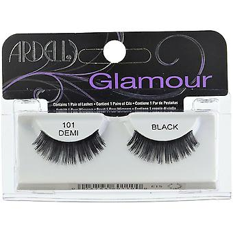 Ardell glamour wimpers 101 Demi zwart