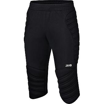 Jako 3/4 Length Padded Goalkeeper Trouser Junior