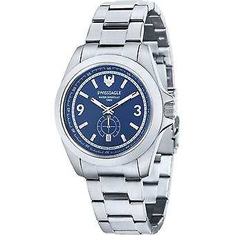 Swiss Eagle SE-9064-33 Heren Horloge