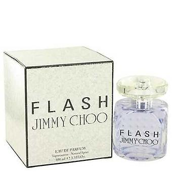Flash av Jimmy Choo Eau de Parfum Spray 3,4 oz (damer) V728-499198