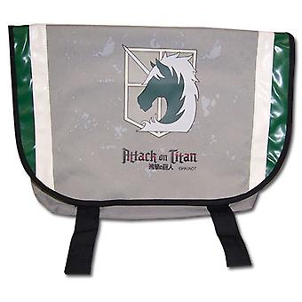Messenger Bag - Attack on Titan - Military Police Anime Toys Licensed ge11640