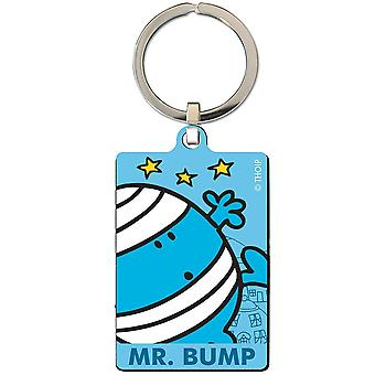 Mr Bump Key Ring