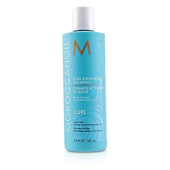 Moroccanoil Curl Enhancing Shampoo (For All Curl Types) 250ml/8.5oz