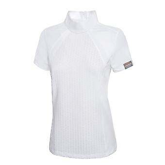 Pikeur Feline Next Generation Womens Competition Shirt - White