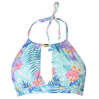 SoulCal Womens Trop HLT Top Bikini