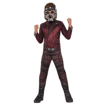 Kids Star-Lord Costume Guardians of the Galaxy Fancy Dress