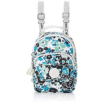 Kipling Multicolor Women's Backpack (FIELD FLORAL T76) 16x21.5x10.5 cm (B x H x T)