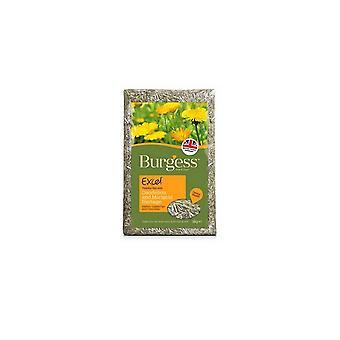 Burgess Excel Diente de León y Marigold Herbage